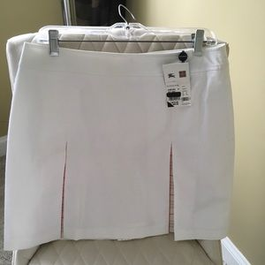 Authentic  Burberry golf skirt